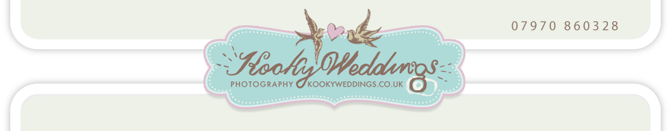 kooky weddings logo